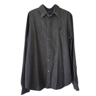Ralph Lauren Polo soft denim button-up shirt