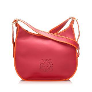 Loewe Anagram Leather Shoulder Bag