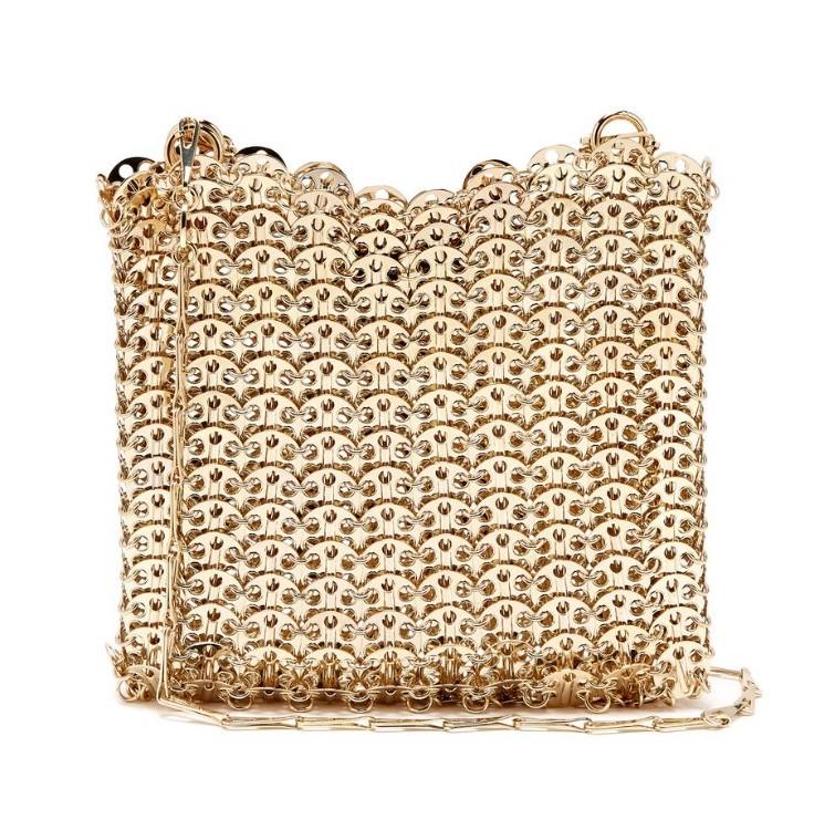 Paco Rabanne Iconic 1969 chain shoulder bag
