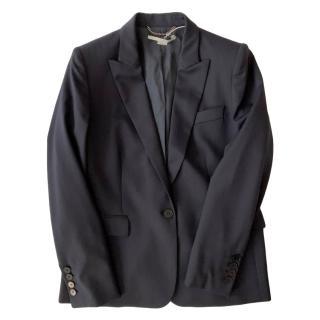 Stella McCartney Midnight Blue Tailored Jacket