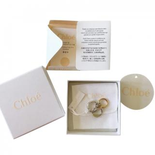 Chloe Gold & Silver Tone Reese Ring