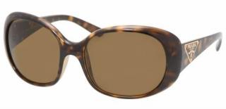 Prada SPR27L Tortoiseshell Sunglasses