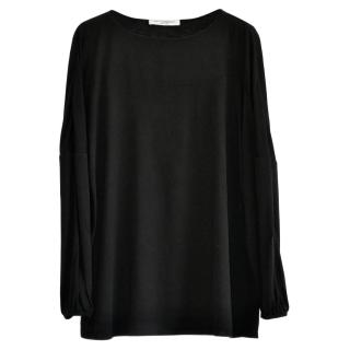 Viktor & Rolf Black Long Sleeve Top