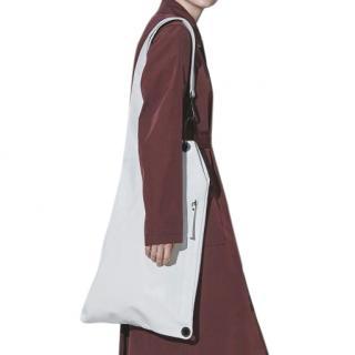 OSOI white Scissoring Crossbody Bag