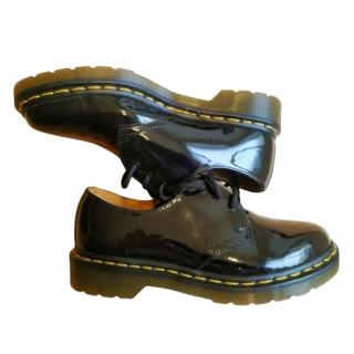 Dr Martens Patent Shoes