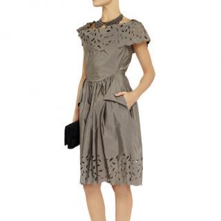 Vivienne Westwood Anglomania Amaryllis grey dress