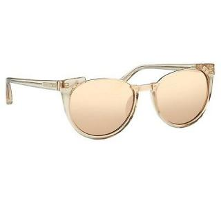 Linda Farrow LFL136C30 rose gold sunglasses