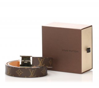 Louis Vuitton Monogram Inventeur Belt
