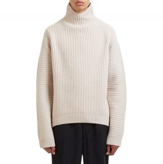 Acne Studios Nalle Ribbed Knit Jumper