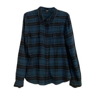 Paige Plaid Flannel Shirt