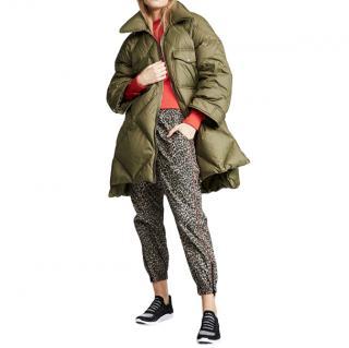 LU MEI London Khaki Kensington Coat
