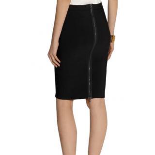 Lanvin Stretch Knit Pencil Skirt