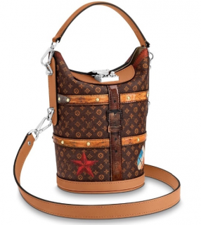 Louis Vuitton Limited Edition Time Trunk Duffle Bag