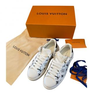 Louis Vuitton 3D Monogram Time Out Sneakers