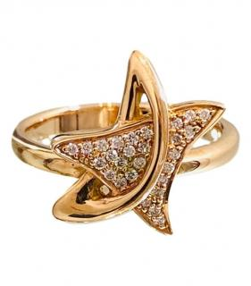 Bespoke 18ct Rose Gold Diamond Set Ring