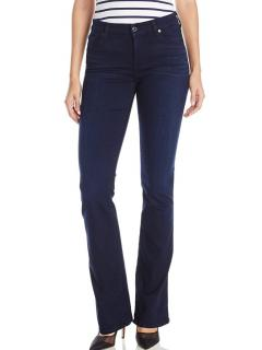 7 For All Mankind Slim Illusion Luxe Kimmie Bootcut Jeans