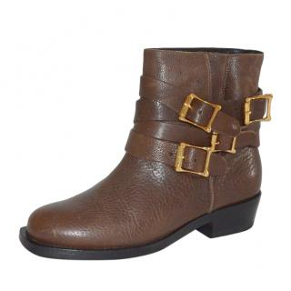 Rupert Sanderson Parnassus Brown Boots