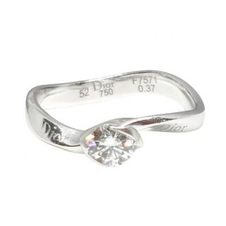 Dior Miss Dior diamond solitaire ring