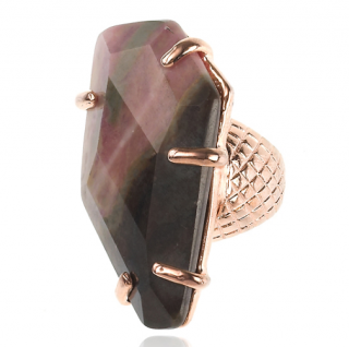 Samantha Wills Rose Gold Tone Romancing The Stone Ring