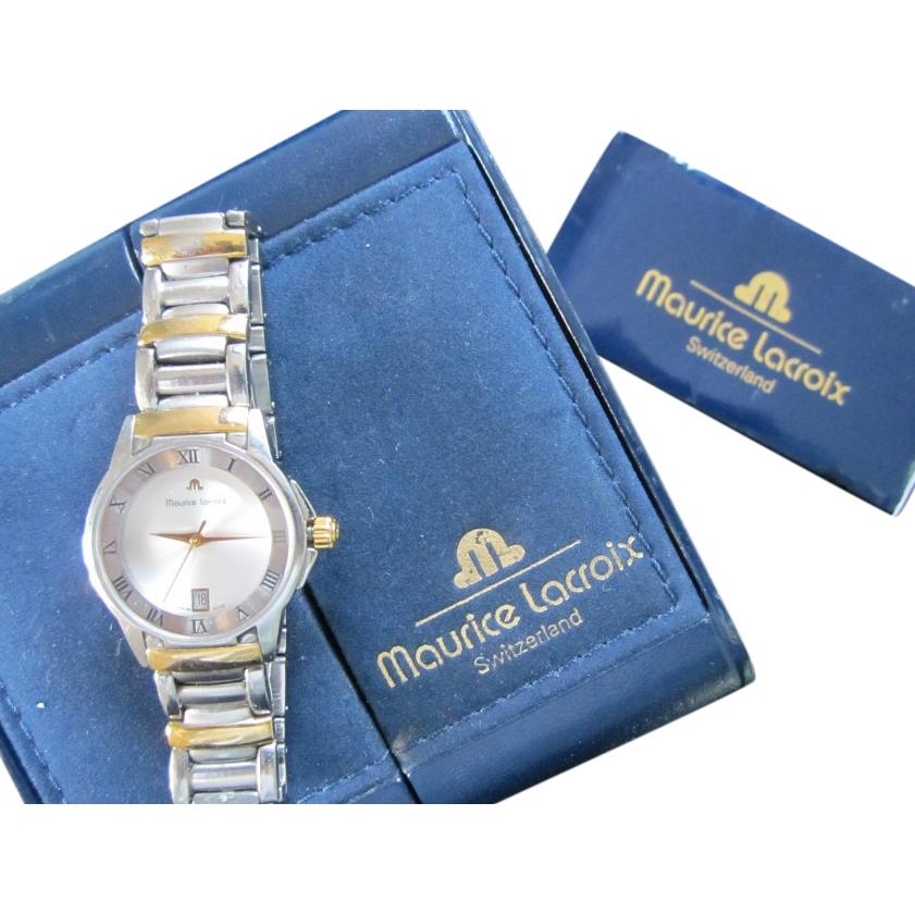Maurice Lacroix 27mm Quartz Wristwatch