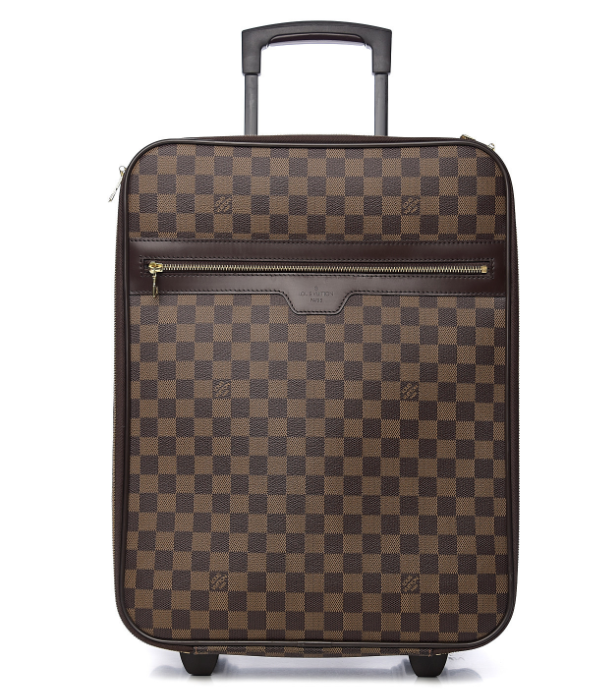 Louis Vuitton Damier Ebene Pegase 50 Business Case