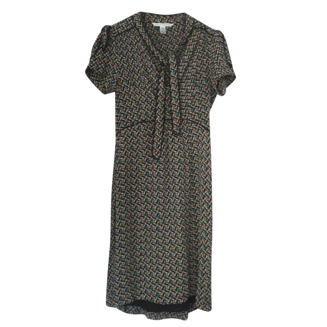 Diane Von Furstenberg Miss Kitt Tea Dress