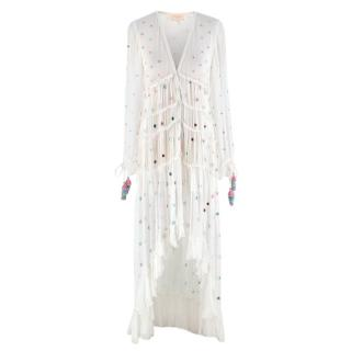 Rococo Sand Handmade Mirror Dress