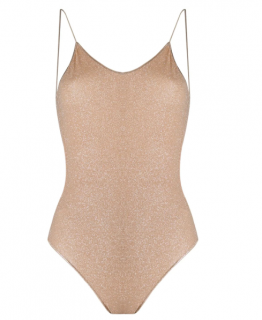 Oseree Lumiere glitter swimsuit