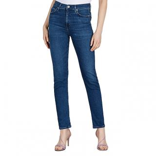 Citizens of Humanity Harlow Sculpt blue slim-leg jeans