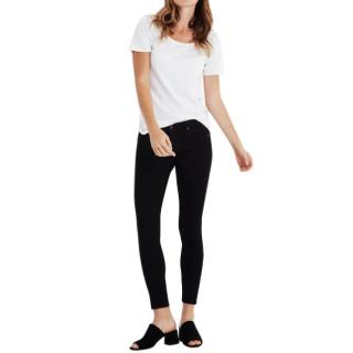 AG Jeans The Zip Up Ankle Skinny Jeans