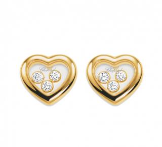 Chopard Happy Diamonds Icons Heart Earrings