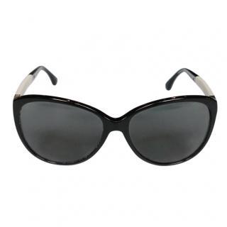 Chanel Black 5225Q Classic Sunglasses