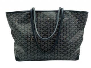 Goyard Black MM Artois Tote Bag