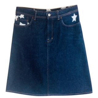 Acne Studios x Bla Konst Denim Skirt