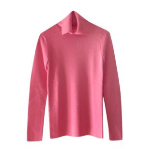 Dior Pink Wool Knit Jumper