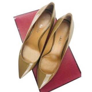Bally Elaise Patent Pumps