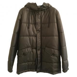Dolce & Gabbana Men's Black Puffer Coat