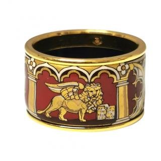 Frey Wille Venice Collection Lion Ring