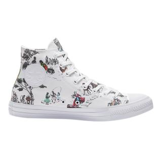 Converse/ Union Los Angeles/ Harlem Toile High Tops