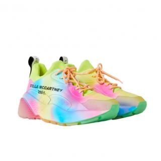 Stella McCartney Rainbow Eclypse Sneakers