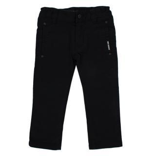 Mini Givenchy Black Denim Jeans