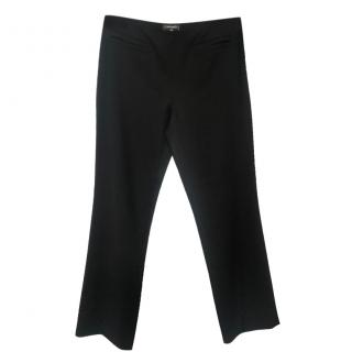 Chanel Black Classic Pants
