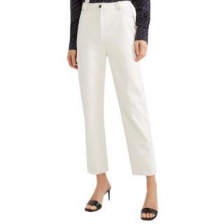 Stella McCartney Skin Free Skin Faux Leather Pants