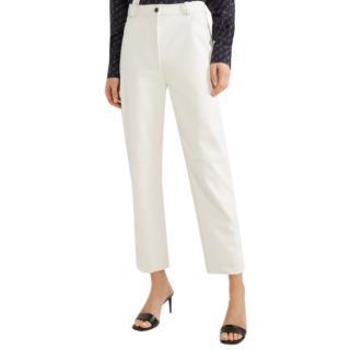 Stella McCartney Skin Free Skin Faux Leather Pants