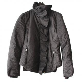 Max Mara Brown Puffer Jacket
