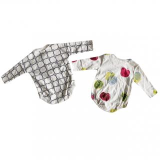 Burberry Limited Edition Organic Baby Grows & Wash Bags