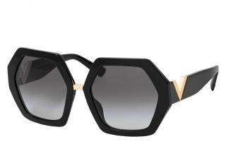 Valentino VA 4053 Geometric Sunglasses
