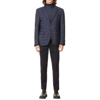 Corneliani Navy ID Outdoor Jacket