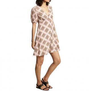 Sams�e & Sams�e Petunia short dress