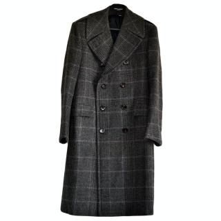 Ralph Lauren Purple Label hand tailored double breasted cashmere coat
